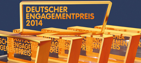 Foto: Marc Darchinger / Deutscher Engagementpreis