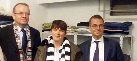 Ehrenamtlerin des Monats März 2013 Susanne Fürstenau