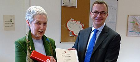 Ehrenamtler des Monats Februar 2014 Elisabeth Kuck