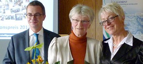 Ehrenamtler des Monats November 2013 Anneliese Preuß