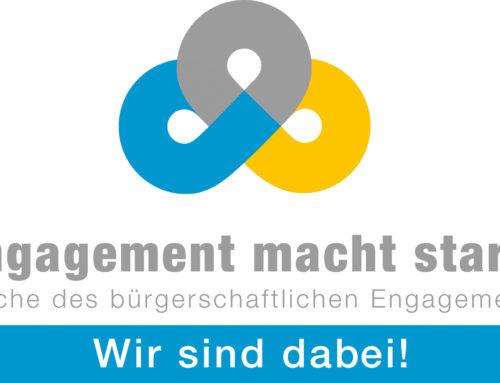 Deutschlands größte Freiwilligenoffensive startet zum 16. Mal