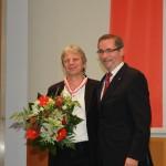 Ministerpräsident a.D. Matthias Platzeck mit Andreas Dresen