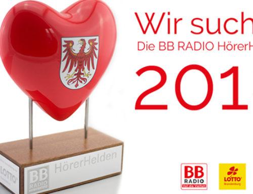Countdown für BB RADIO HörerHelden 2018