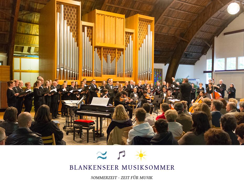 Blankenseer Musiksommer, Foto: bms/marek