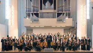Brandenburgisches Staatsorchester Frankfurt, Foto: Winfried Mausolf