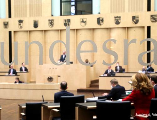 Bundesrat: Stärkung des Ehrenamtes beschlossen