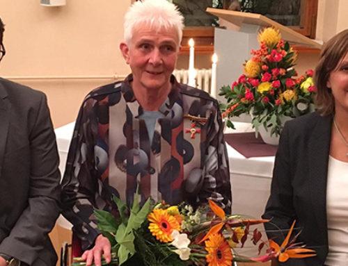 Ehrung für Marianne Buggenhagen – Ministerin Britta Ernst übergibt Verdienstkreuz am Bande des Verdienstordens der Bundesrepublik Deutschland