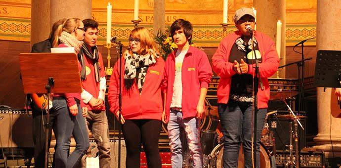 Dankesfeier, Foto Bündnis für Brandenburg