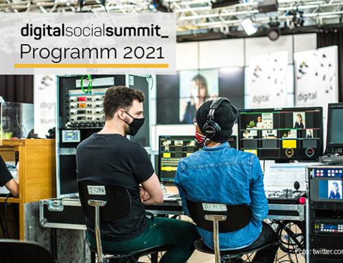 Jetzt anmelden: 3. Digital Social Summit am 29. und 30. März