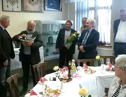 "Jürgen Wels ist Brandenburgs ""Ehrenamtler des Monats"""