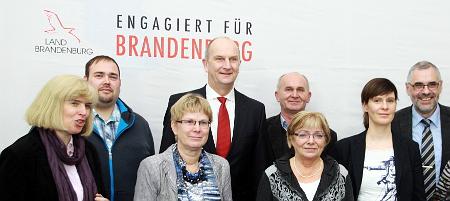 Ehrenamtsempfang 2013,© brandenburg.de