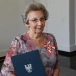 NS-Zeitzeugin Dr. Eva Bäckerova