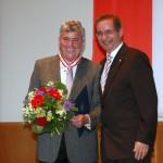 Ministerpräsident a.D. Matthias Platzeck mit Günter Pick