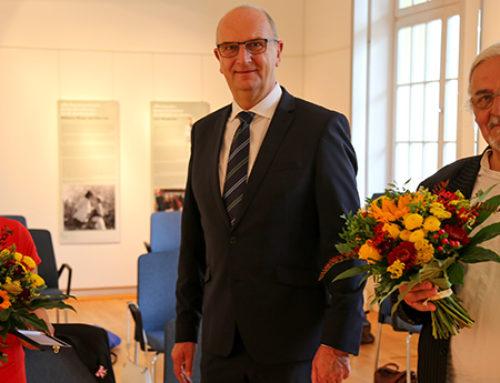 Gisela und Hans-Peter Freimark Bundesverdienstorden