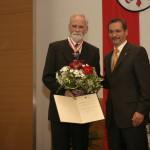 Ministerpräsident a.D. Matthias Platzeck mit Prof. Dr. Hans-Joachim Giersberg