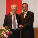 Ministerpräsident a.D. Matthias Platzeck mit Prof. Dr. Hans-Joachim Schellnhuber
