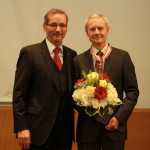 Ministerpräsident a.D. Matthias Platzeck mit Prof. Dr. Hansjürgen Rosenbauer