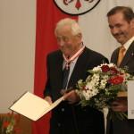 Ministerpräsident a.D. Matthias Platzeck mit Prof. Heinz Sielmann