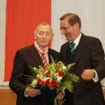 Ministerpräsident a.D. Matthias Platzeck mit Dr. Herbert Schnoor