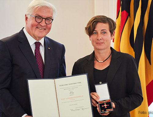 Bundespräsident ehrt Brandenburgerinnen