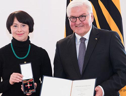 Potsdamer mit Bundesverdienstorden ausgezeichnet