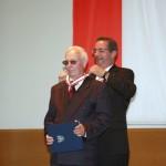 Ministerpräsident a.D. Matthias Platzeck mit Klaus Eichler
