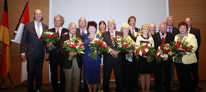 Verleihung Landesorden 2014, Foto brandenburg.de