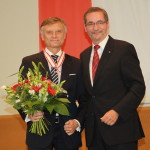 Ministerpräsident a.D. Matthias Platzeck mit Dr. Marek Prawda