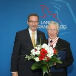 Ministerpräsident a.D. Matthias Platzeck mit Dr. Martin Kruse