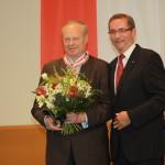 Ministerpräsident a.D. Matthias Platzeck mit Dr. Martin Martiny