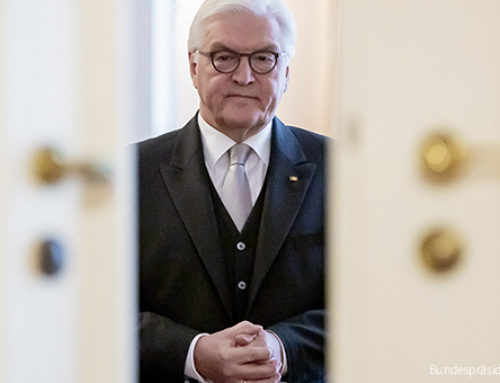 Anerkennung für ehrenamtliches Wirken: Sieben Brandenburger zu Gast beim Neujahrsempfang des Bundespräsidenten