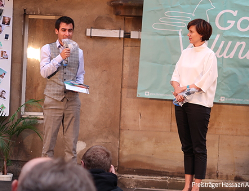 Engagierter Newcomer – Cottbuser Ehrenamtlicher Sieger bei den Volunteer Awards 2020