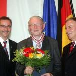 Ministerpräsident a.D. Matthias Platzeck mit Prof. Dr. Rudolf von Thadden