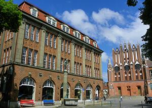 Stadt- und Regionalbibliothek Frankfurt (Oder)/ Foto I.Mader