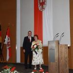 Ministerpräsident a.D. Matthias Platzeck mit Dr. Thea Hoedt