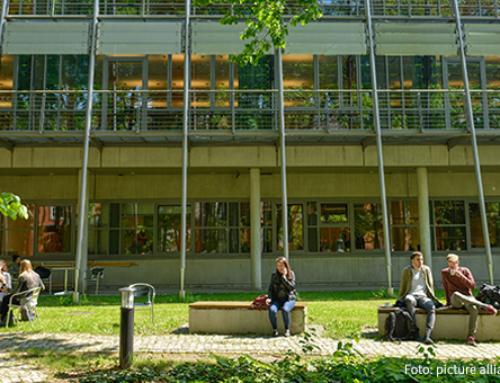 Ausschreibung Förderstipendium für den MBA-Studiengang an der Universität Potsdam