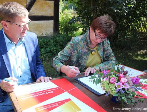Ein besonderes Dankeschön für Engagierte: Museen in Oberspreewald-Lausitz sind neue Partner der Ehrenamtskarte