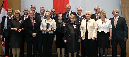 Verdienstordenträger 2016, Foto brandenburg.de
