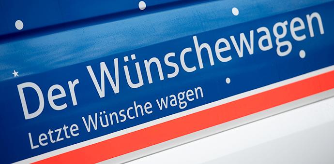 Wünschewagen Brandenburg sagt DANKE
