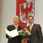 Ministerpräsident a.D. Matthias Platzeck mit Dr. Wolf Wegener
