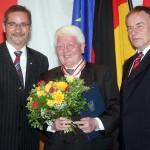 Ministerpräsident a.D. Matthias Platzeck mit Prof. Dr. Wolfgang Loschelder