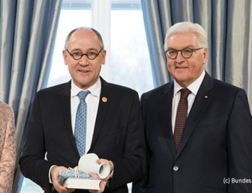 Besondere Ehre: Sieben Brandenburger  beim Neujahrsempfang des Bundespräsidenten