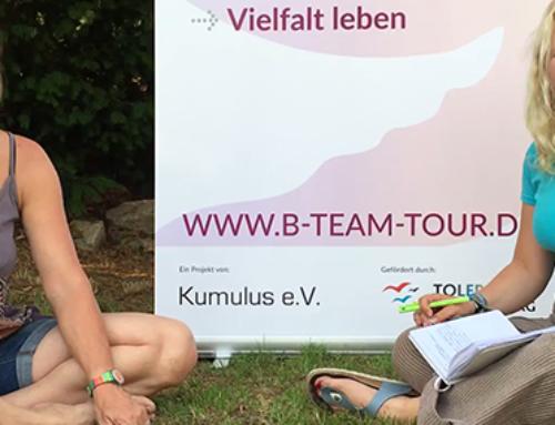 """Vera Hellberg ist """"Ehrenamtlerin des Monats"""" August"""