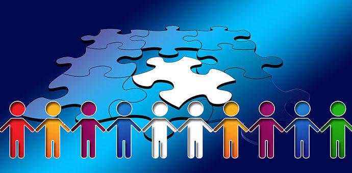 Gemeinschaft, Foto geralt/pixabay.com