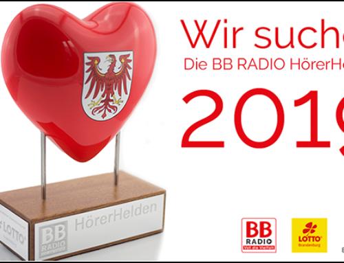 BBRADIO HörerHelden 2019 gesucht