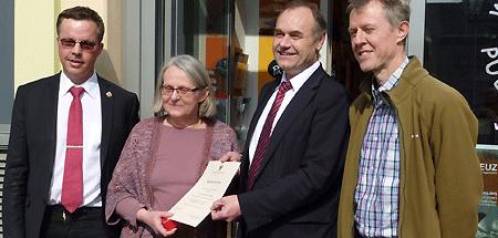 Ehrenamtlerin des Monats März 2015